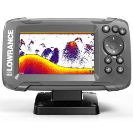 Картинка Эхолот Lowrance HOOK2-4X GPS Bullet Skimmer CE ROW