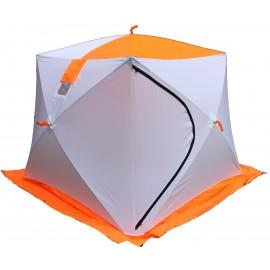 Картинка Палатка для зимней рыбалки куб Пингвин Призма 185