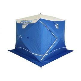 Палатка для зимней рыбалки куб ПИНГВИН Призма Siberia 4 слойная
