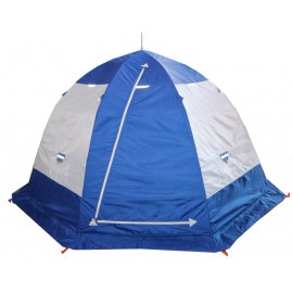 Картинка Палатка-шатер для зимней рыбалки Пингвин 8 лучей
