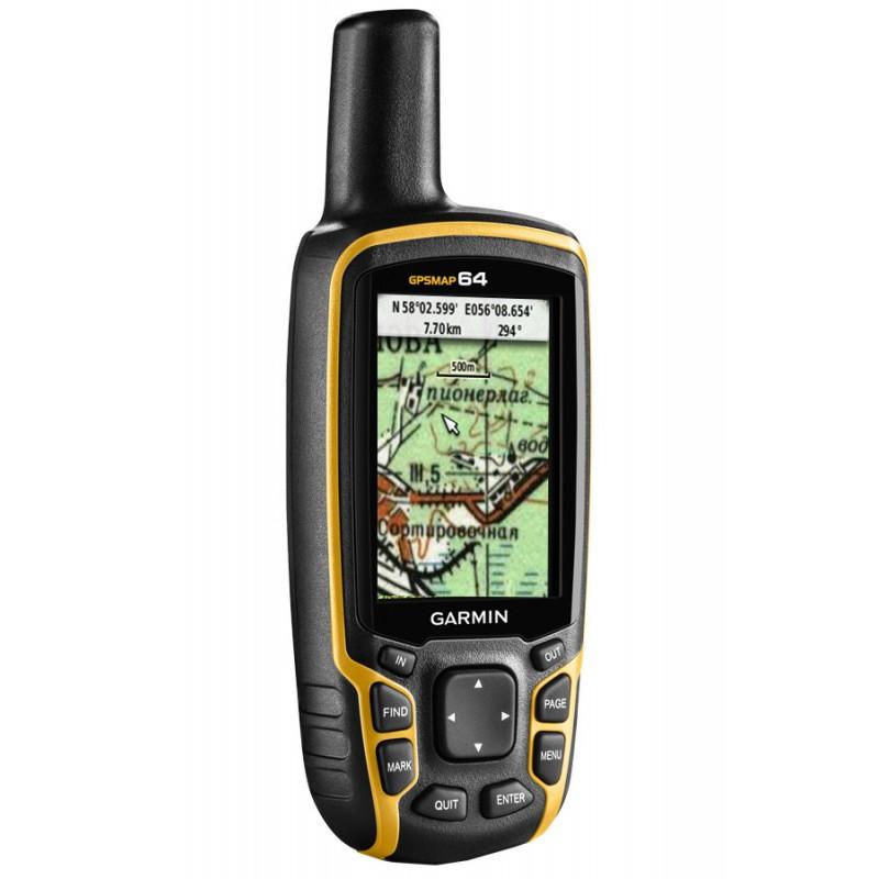 картинка Навигатор Garmin GPSMAP 64