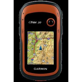 Навигатор Garmin eTrex 20x GPS, GLONASS Russia