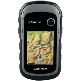 Навигатор Garmin eTrex 30x GPS, GLONASS Russia
