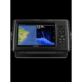 Картинка Эхолот-картплоттер Garmin Echomap 72dv CHIRP с датчиком