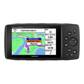 Картинка Навигатор Garmin GPSMAP 276CX