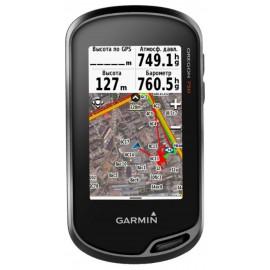 Навигатор Garmin Oregon 750 GPS Topo Russia