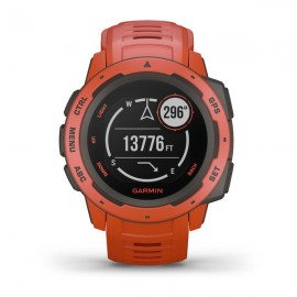 Картинка Часы Garmin INSTINCT Flame Red