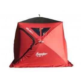 Палатка для зимней рыбалки куб Canadian Camper Beluga 3