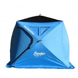 Палатка для зимней рыбалки куб Canadian Camper Beluga 3 Plus