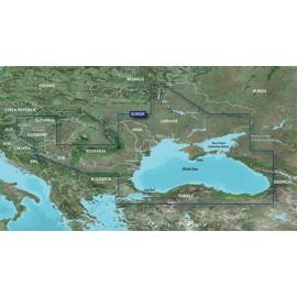 Картинка Карта Garmin Bluechart G3 Черное море, Азовское море