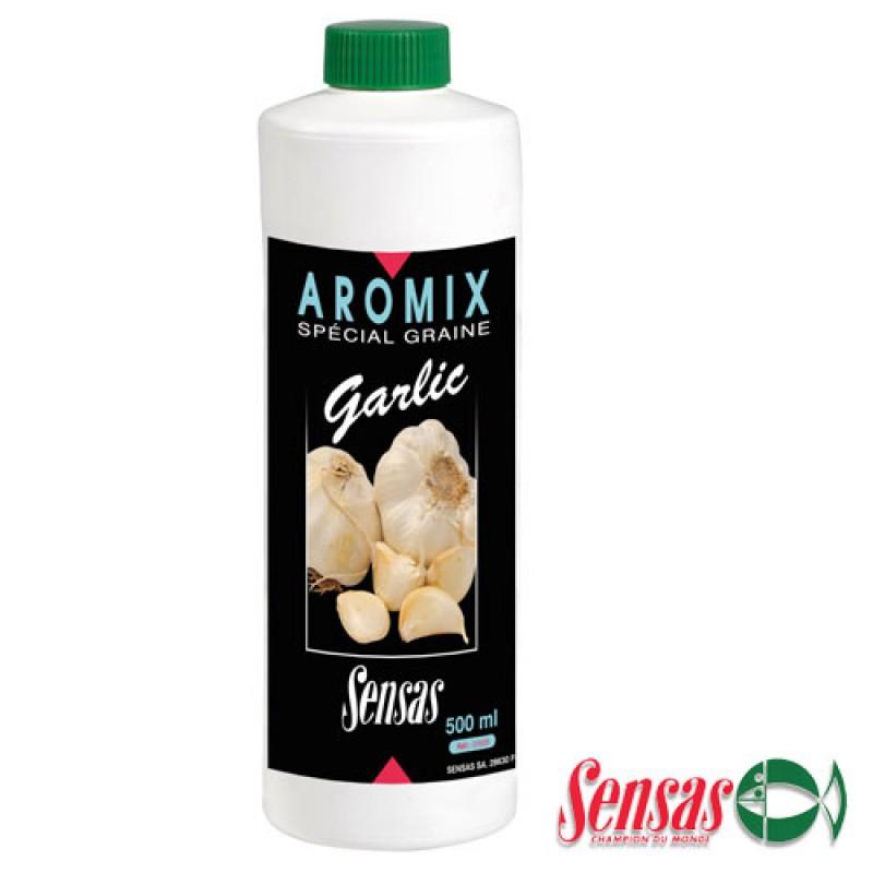 картинка Ароматизатор Sensas AROMIX Garlic 0.5л