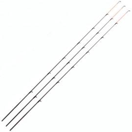 Картинка Вершинки сигнальные графитовые 0.50OZ 3.0/640мм 3шт. TOURNAMENT