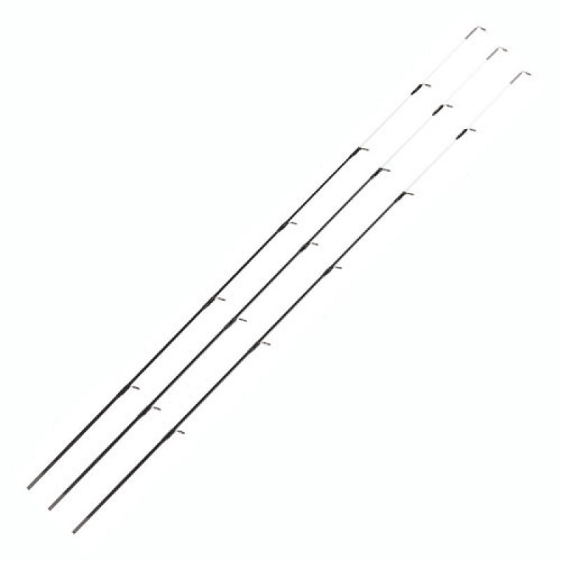 картинка Вершинки сигнальные графитовые 1.00OZ 3.5/620мм 3шт. DOMINANT 40,60,80