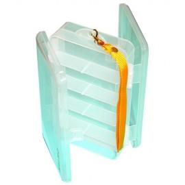 Коробка рыболовная двухсторонняя Salmo DOUBLE SIDED 190х110х48мм