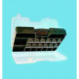 Картинка Коробка рыболовная двухсторонняя DOUBLE SIDED 290х200х62