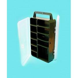 Картинка Коробка рыболовная двухсторонняя DOUBLE SIDED 260х160х80