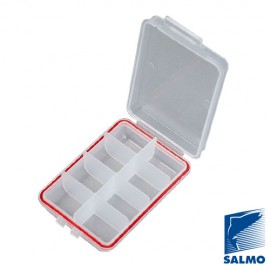 Коробка рыболовная водонепроницаемая WATERPROOF 105x70x25 8 ячеек