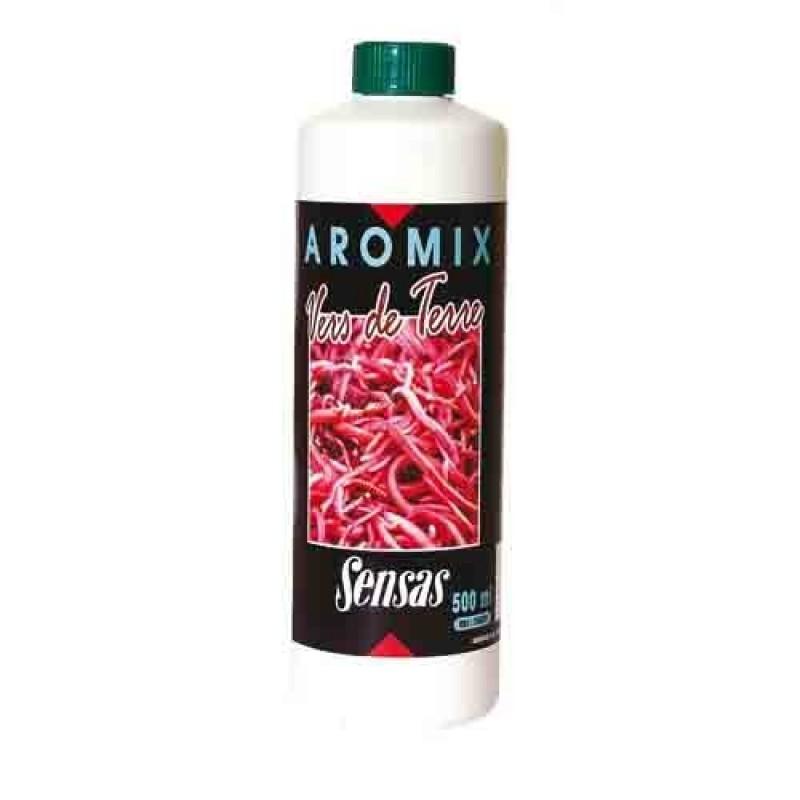 картинка Ароматизатор Sensas AROMIX Earthworm 0.5л