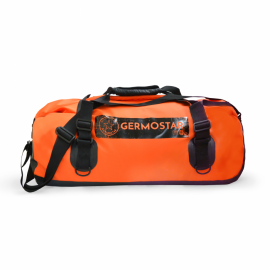 Картинка Гермосумка GERMOSTAR COMBI 60л оранжевый/черный