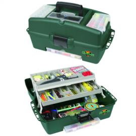 Ящик рыболовный пластик Flambeau 1804 TACKLE SYSTEM KWIKDRAW