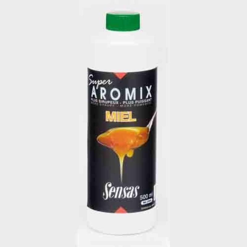 картинка Ароматизатор Sensas AROMIX Miel 0,5л