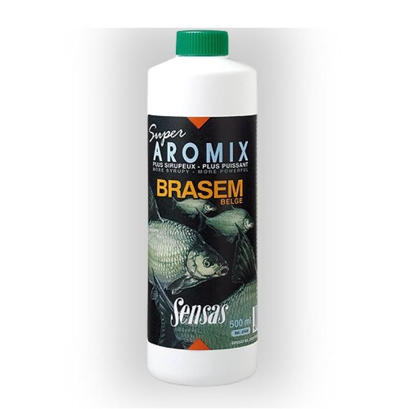 картинка Ароматизатор Sensas AROMIX BRASEM Belge 0.5л