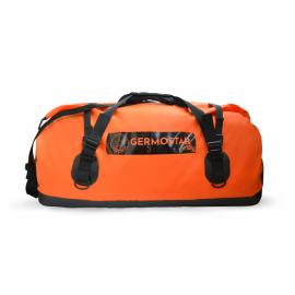 Картинка Гермосумка GERMOSTAR COMBI 100л оранжевый/черный