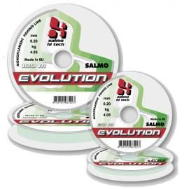Леска монофильная Salmo Hi-Tech EVOLUTION 30м