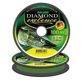 Леска монофильная Salmo Diamond EXELENCE 100м