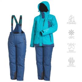 Картинка Костюм зимний Norfin Women SNOWFLAKE 2