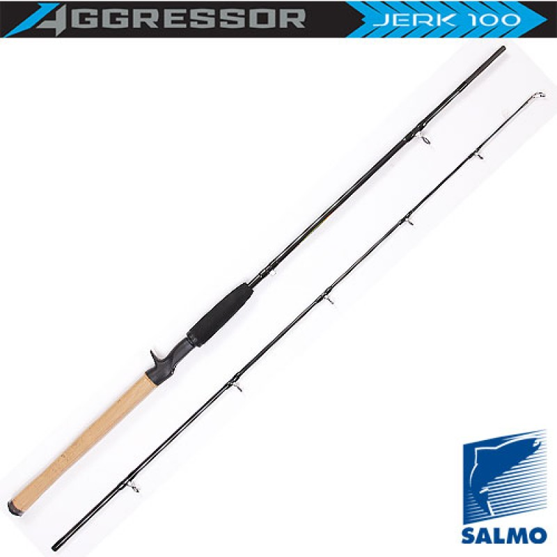 картинка Спиннинг Salmo Aggressor JERK 100 1.80