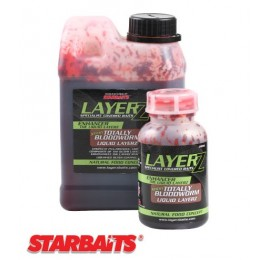 Ароматизатор Starbaits LAYERZ Dip Bloodworm 200мл