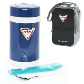 Картинка Термос Vitro LUNCH BOX VT-1000 0.95л