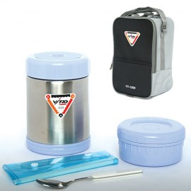 Картинка Термос Vitro LUNCH BOX VT-1200 1.1л