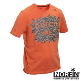 Футболка Norfin CATCH ME