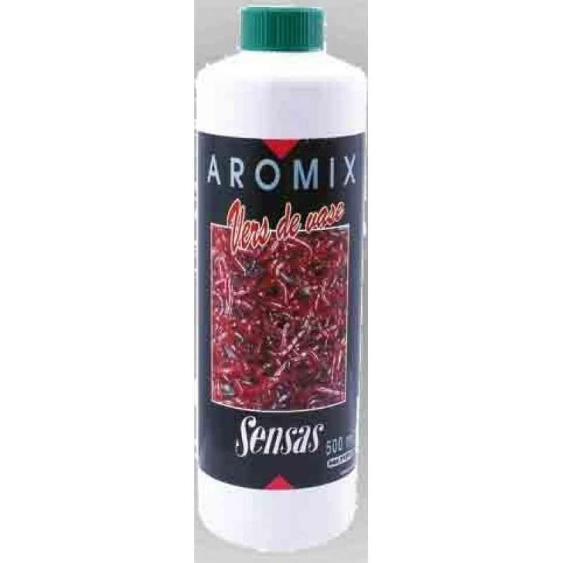 картинка Ароматизатор Sensas AROMIX Bloodworm 0.5л