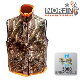 Жилет флисовый Norfin Hunting REVERSABLE VEST PASSION