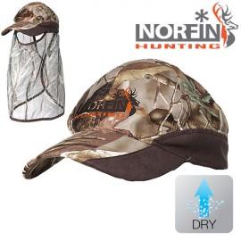 Бейсболка Norfin Hunting PASSION GREEN