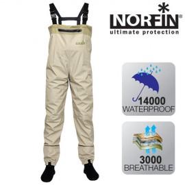 Полукомбинезон забродный Norfin WHITEWATER
