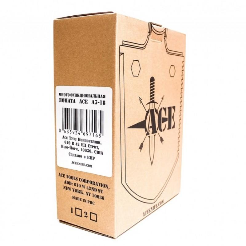 картинка Лопата многофункциональная ACE A3-18