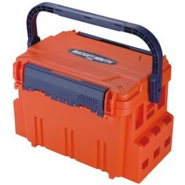 Картинка Ящик рыболовный Meiho BUCKET MOUTH BM-5000 Orange 440*293*293
