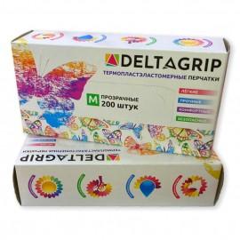 Картинка Перчатки одноразовые Gward Deltagrip TPE (термопласт эластомер)