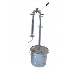 Картинка Самогонный аппарат Fire Steel FS-11 с дефлегматором