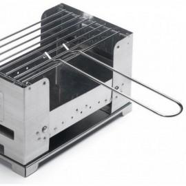 Картинка Гриль Esbit на угле компактный из нержавеющей стали