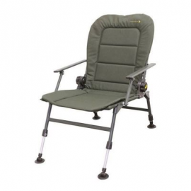 Картинка Кресло карповое SPRO STRATEGY RECL DEWDROP WIDE SEAT+ARMREST