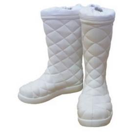 Картинка Сапоги зимние WOODLINE ЭВА -45 белые 990-45