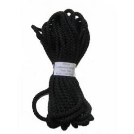 Картинка Шнур универсальный (полипропилен) 4,0мм (10м) (черный)