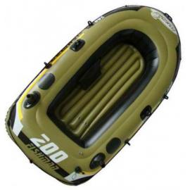 Картинка Лодка надувная Fishman 200 SET (весла+насос)  JL007207-1N