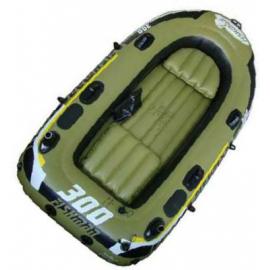 Картинка Лодка надувная Fishman 300 SET (весла+насос) JL007208-1N