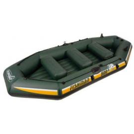 Картинка Лодка надувная Fishman II 500 BOAT (весла+насос) JL007212N